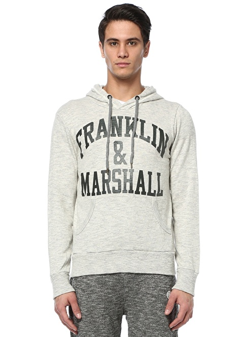 Franklin & Marshall Sweatshirt Gri